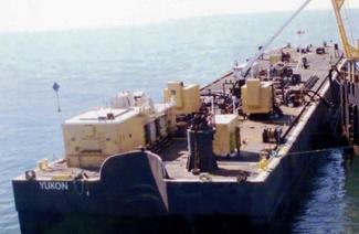 yukon tank barge